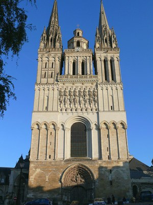 angers cathedrale 1