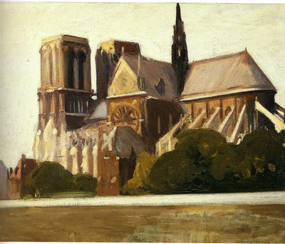 hoppernotre dame de paris
