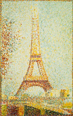 seurat%20The%20Eiffel%20Tower%20%201889